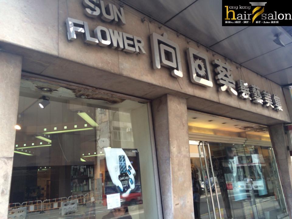 香港髮型屋Salon、髮型師 : Sun Flower Hair Art Salon 向日葵 髮藝美集 @青年創業軍