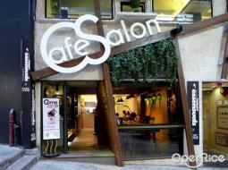 髮型屋: CAFE SALON - ESSENSUALS by TONI&GUY x PACIFIC COFFEE
