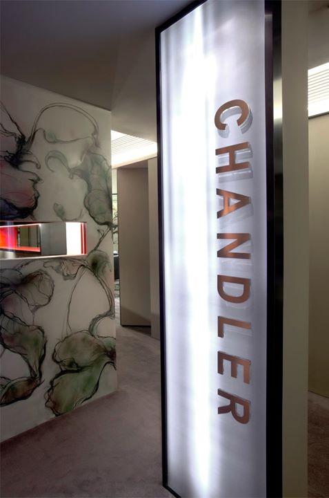 香港髮型屋Salon、髮型師 : Salon Chandler @青年創業軍