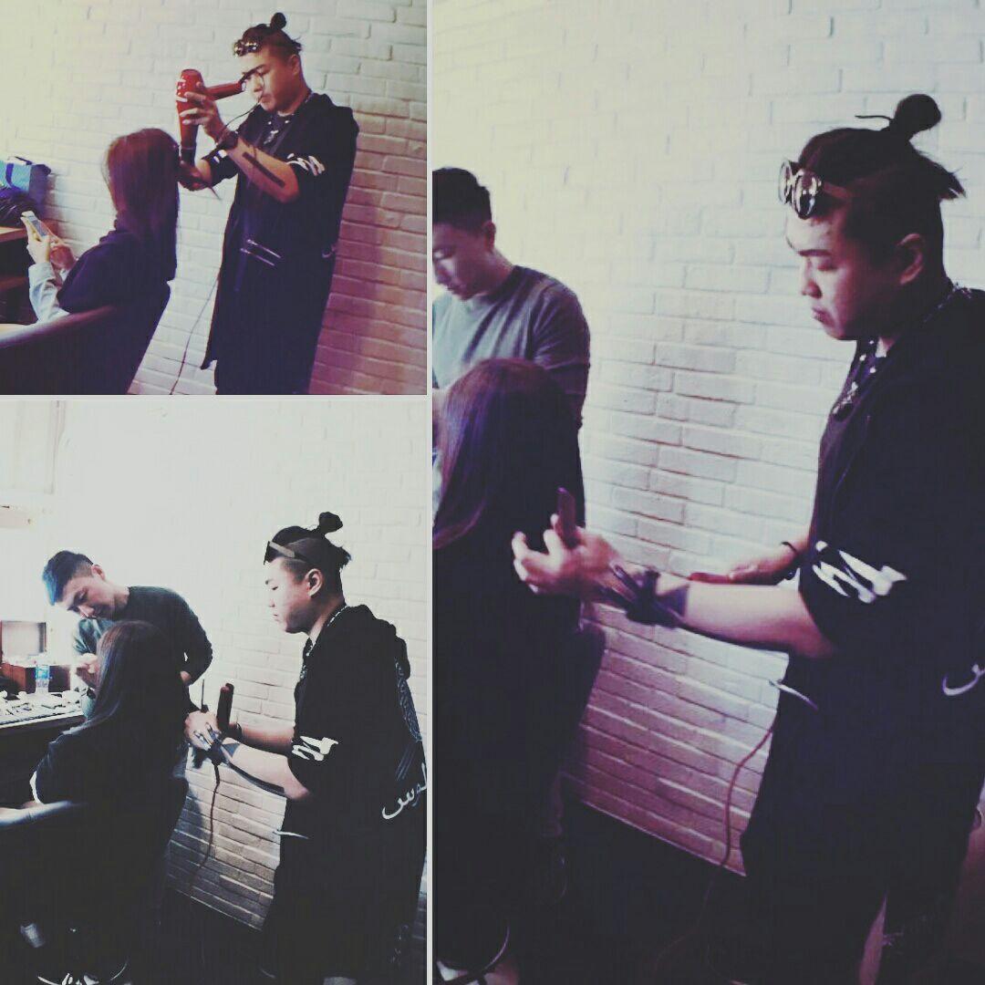 香港髮型屋Salon、髮型師 : Zenki Lau @青年創業軍