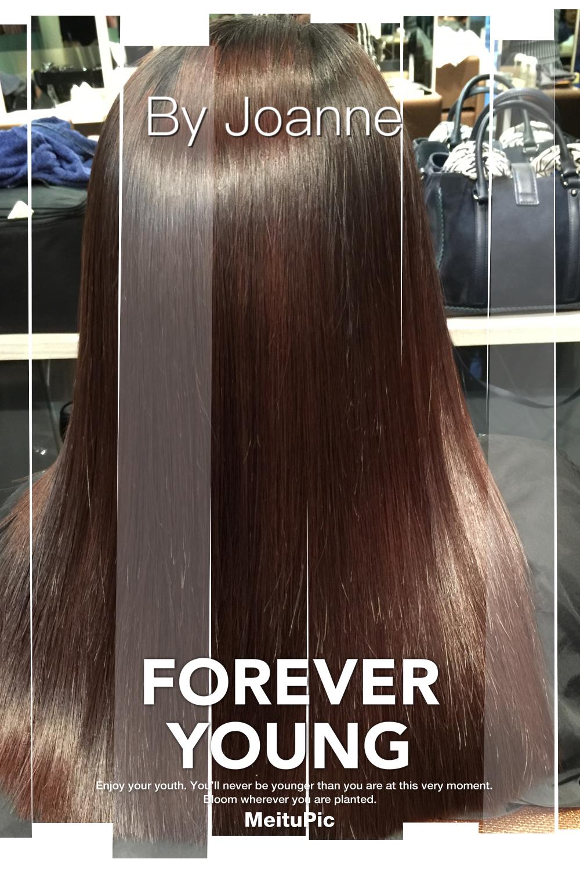 香港髮型屋Salon、髮型師 : Joanne @青年創業軍