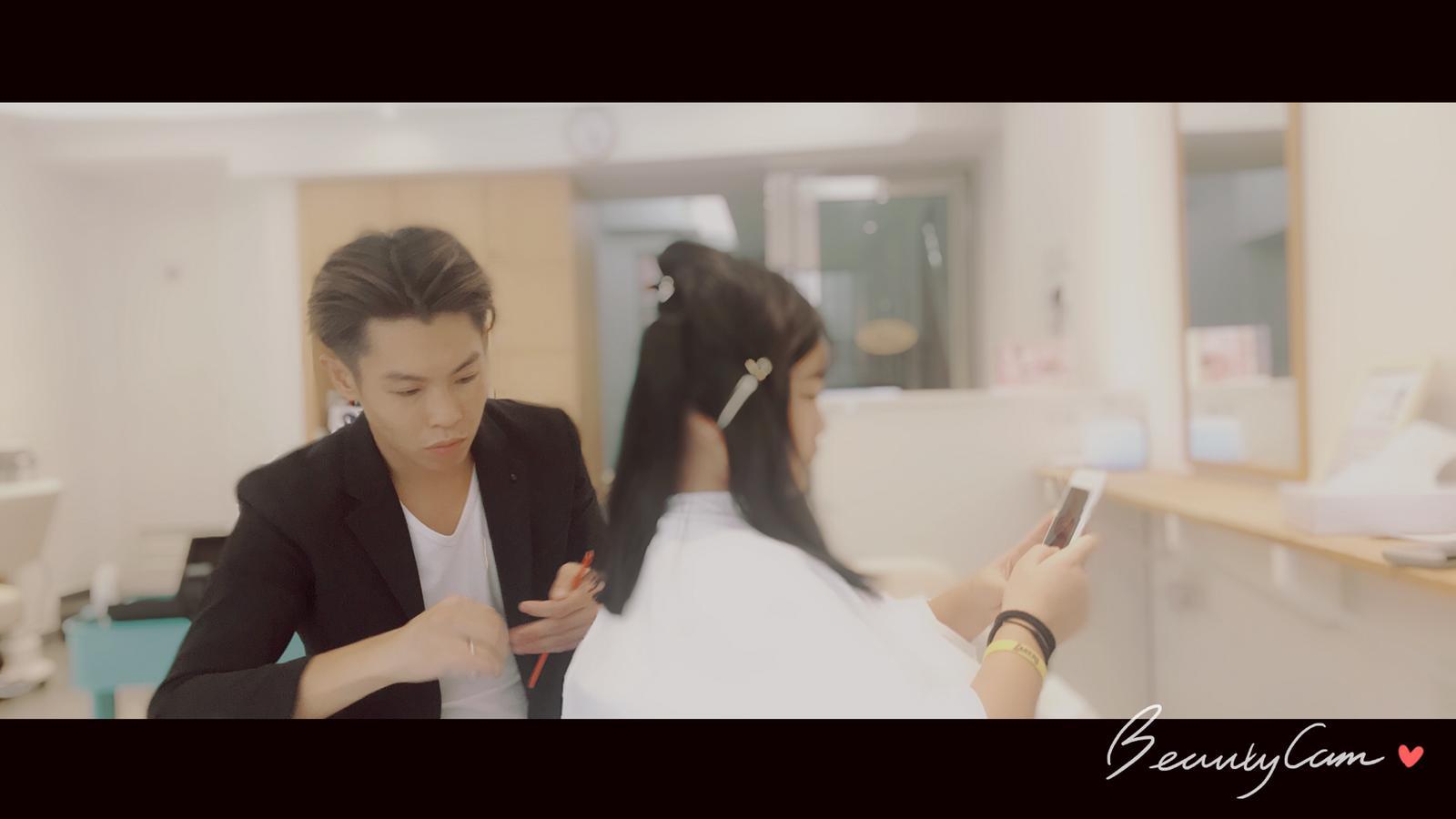 香港髮型屋Salon、髮型師 : Nick Lau @青年創業軍
