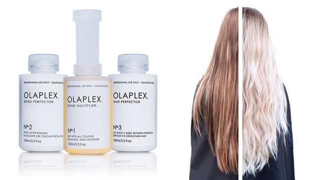 Manson Ku美髮專欄: Olaplex 起死回生