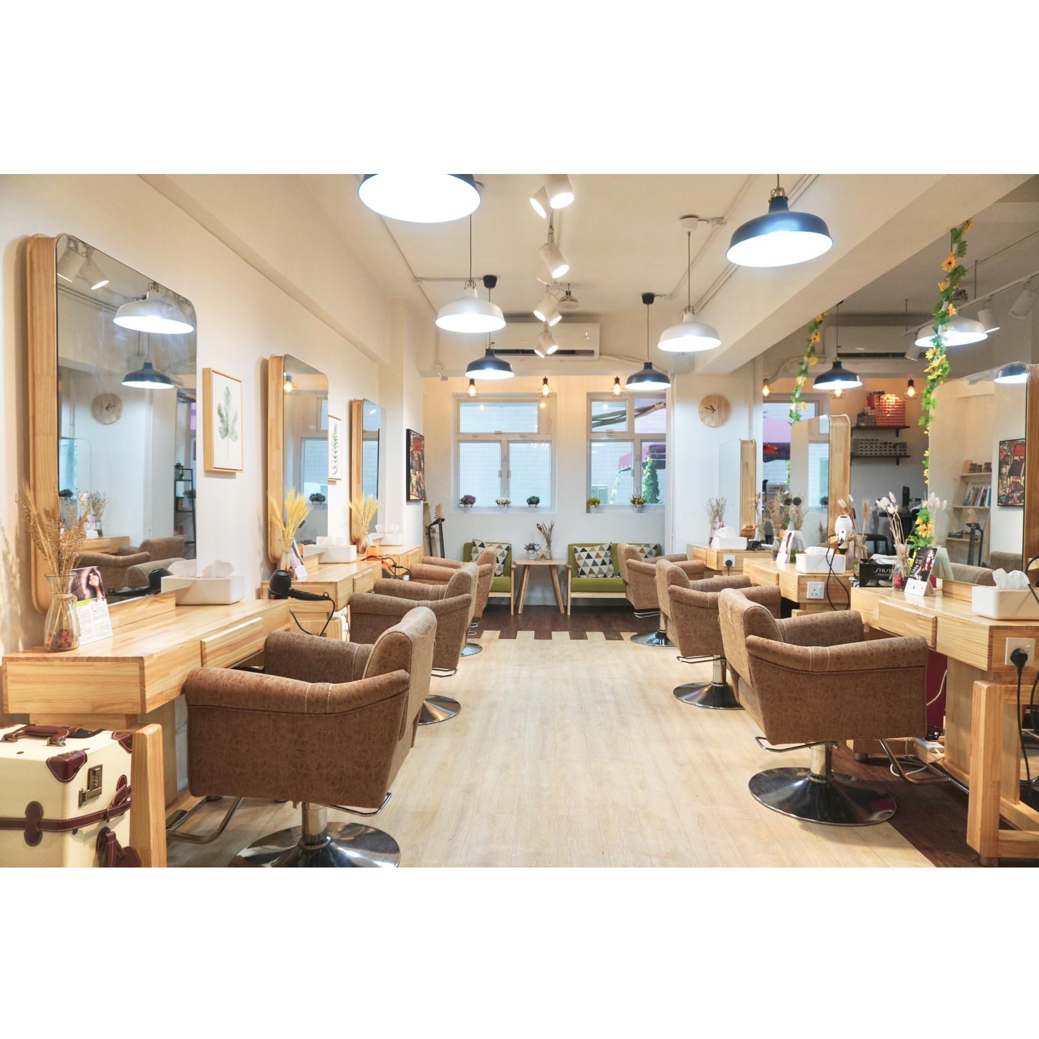 香港髮型屋Salon、髮型師 : Hanabi Hair @青年創業軍