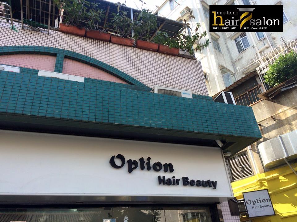 香港髮型屋Salon、髮型師 : Option Hair Salon @青年創業軍
